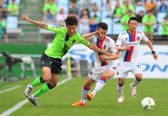 Nhận định Gangwon vs Jeonbuk Hyundai | K League 1 | 12h00 ngày 02/10/2021