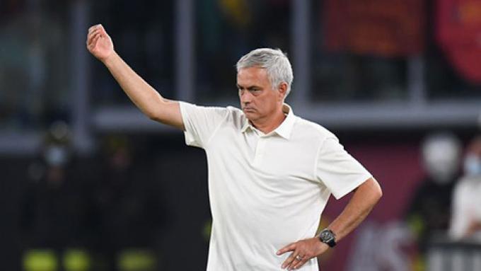 Mourinho lập kỉ lục tại Seria A