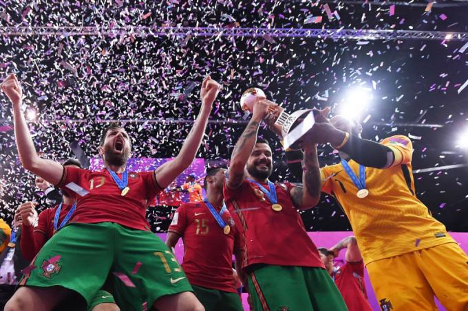 <b>Xác định nhà vô địch</b> FIFA Futsal World Cup 2021