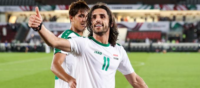 Nhận định Iraq vs Lebanon   World Cup 2022   21h30 ngày 07/10/2021