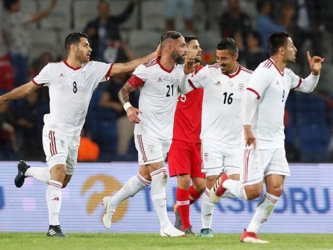Xem trực tiếp UAE vs Iran ở đâu, kênh nào