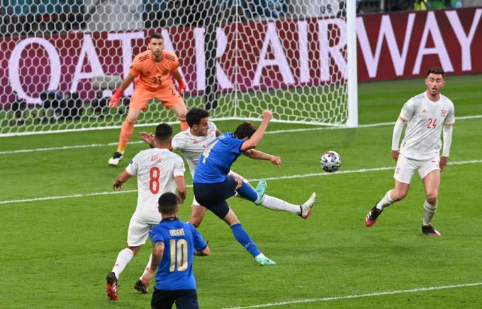 Nhận định Italy vs Tây Ban Nha   Nations League   01h45 ngày 07/10/2021