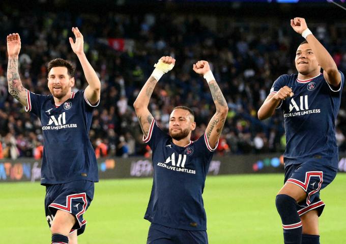 Mbappe <b>nói thẳng về tin đồn bất hòa</b> với Neymar và Messi