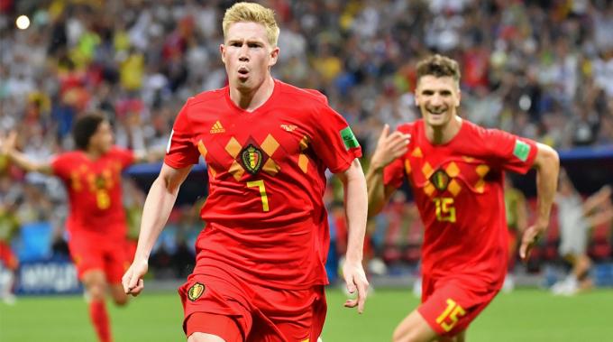Xem trực tiếp Bỉ vs Pháp ở đâu, kênh nào