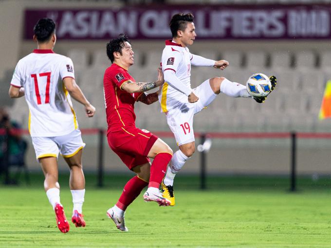 Lịch sử đối đầu Việt Nam vs Oman: <b>Siêu phẩm để đời</b>