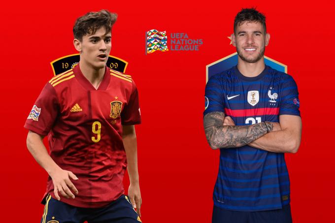 Xem trực tiếp Tây Ban Nha vs Pháp ở đâu, kênh nào