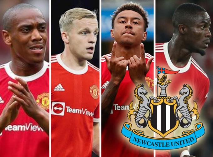 """Đưa <b>4 ngôi sao</b> vào tầm ngắm, Newcastle tính <b>""""rút ruột""""</b> MU"""