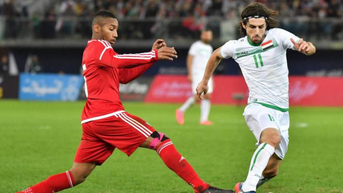 Xem trực tiếp UAE vs Iraq ở đâu, kênh nào