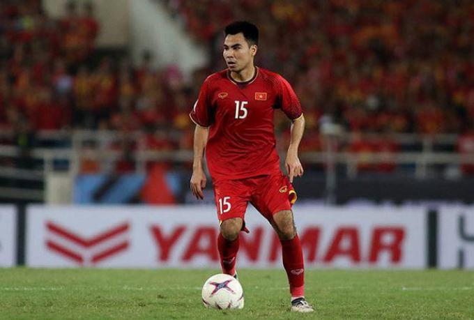 Tuấn Anh <b>bị loại khỏi danh sách thi đấu</b> trước trận gặp Oman