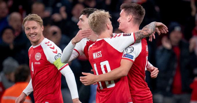 Thắng liền 8 trận, Đan Mạch <b>thẳng tiến tới World Cup</b>