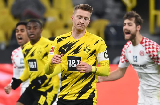 Xem trực tiếp Dortmund vs Mainz 05 ở đâu, kênh nào