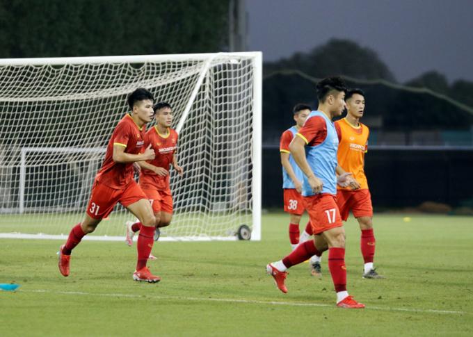 Sướng như U23 Việt Nam: <b>Tập luyện cùng chỗ với Man United</b>