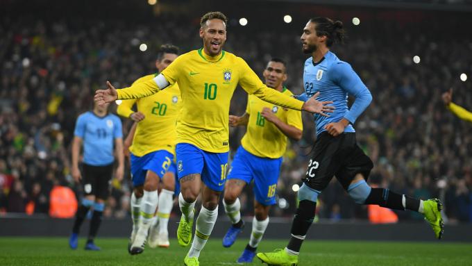 Xem trực tiếp Brazil vs Uruguay ở đâu, kênh nào