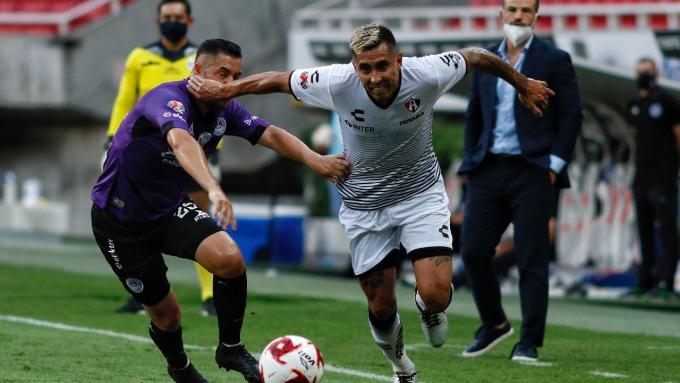 Kết quả Mazatlan vs Atlas   Liga MX   09h00 ngày 16/10/2021