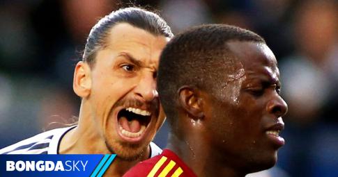"""Cầu thủ 17 tuổi cả gan """"bật"""" Zlatan và cái kết có hậu sau gần 10 năm"""