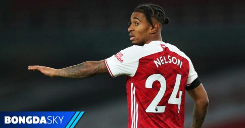 Olympiakos muốn hỏi mượn Reiss Nelson