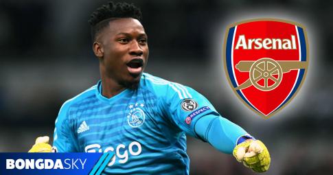 """Andre Onana về với Arsenal: Cái """"lợi"""" đến trước, cái """"hại"""" theo sau"""