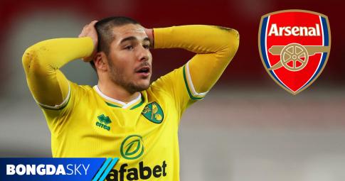 Arsenal bị Aston Villa vượt mặt trong thương vụ Emiliano Buendia