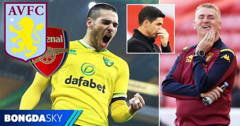 Vì sao Arsenal thất bại trong thương vụ Emiliano Buendia?