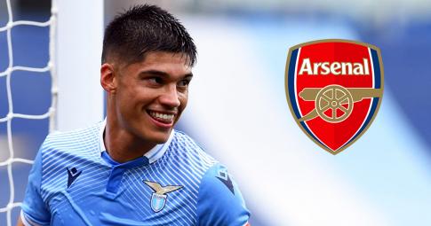 Arsenal gửi lời đề nghị 17 triệu bảng để hỏi mua Joaquin Correa