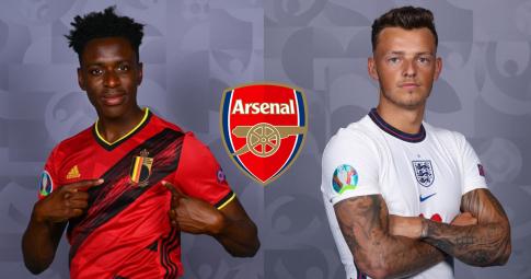 Arsenal tự tin hoàn tất chiêu mộ bộ đôi Albert Sambi Lokonga và Ben White