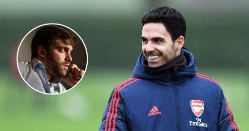 Fabrizio Romano: Arsenal sẽ đón 2 tân binh với tổng trị giá 26 triệu euro