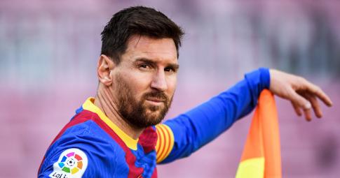 Lionel Messi chính thức hết hạn hợp đồng với Barcelona