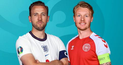 Đội hình tối ưu nhất của Anh trước Đan Mạch tại Bán kết EURO 2021