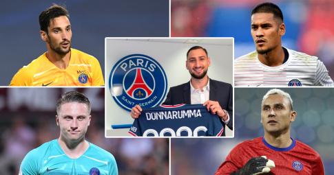 Paris Saint-Germain chẳng có gì ngoài tiền và thủ môn