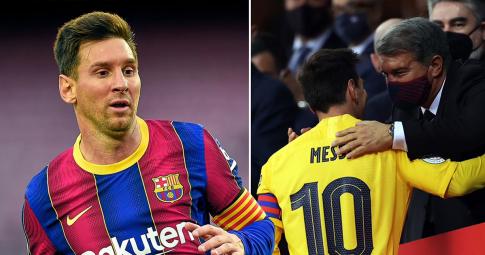 Barcelona gặp rắc rối, Messi chưa chắc được thi đấu ở La Liga 2021/22