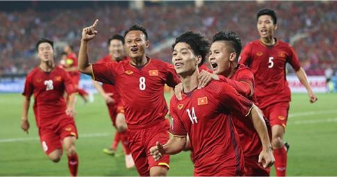 Báo Thái Lan nói về khả năng thắng Trung Quốc của ĐTQG Việt Nam