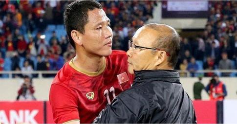 """""""Người hùng"""" ĐTQG Việt Nam đã trở thành đồng nghiệp của HLV Park Hang Seo"""