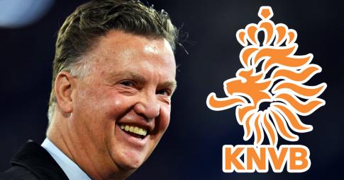 Van Gaal tái hợp với Hà Lan, đặt mục tiêu vô địch World Cup 2022