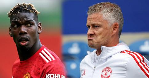 Ole đích thân nói rõ tương lai của Pogba tại Man United