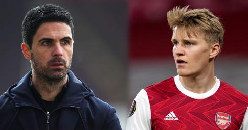 Martin Odegaard vẫn còn cơ hội để tái hợp với Arsenal
