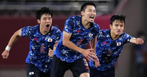 Xác định 4 đội vào Bán kết Olympic Tokyo: gọi tên chủ nhà Nhật Bản