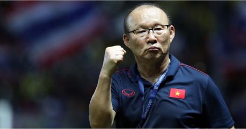 HLV Park Hang Seo tin ĐTQG Việt Nam được dự World Cup