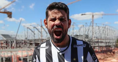 <b>Diego Costa sẵn sàng ăn thua đủ với mẹ mình</b> để giúp đội nhà chiến thắng