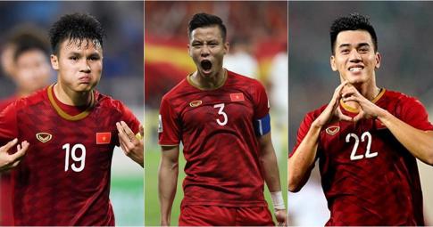 AFC điểm mặt <b>3 cầu thủ đáng xem nhất</b> của ĐTQG Việt Nam