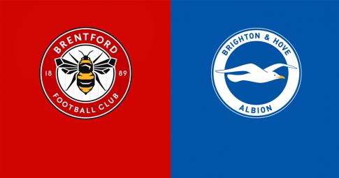 Xem trực tiếp Brentford vs Brighton ở đâu, kênh nào
