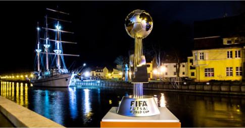 Tối nay, khai mạc FIFA Futsal World Cup 2021