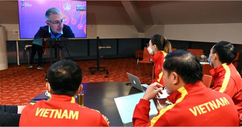 Xác định màu áo của ĐT Futsal Việt Nam ở trận ra quân World Cup 2021 gặp Brazil