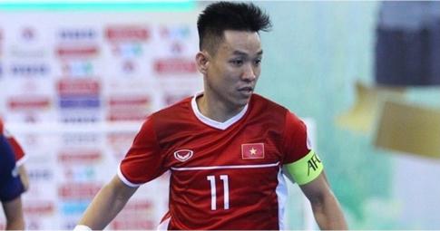 Đội trưởng ĐT Futsal Việt Nam nói gì trước trận ra quân gặp Brazil