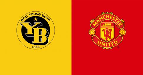 Xem trực tiếp Young Boys vs Man United ở đâu, kênh nào