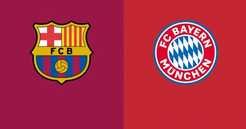 Xem trực tiếp Barcelona vs Bayern Munich ở đâu, kênh nào