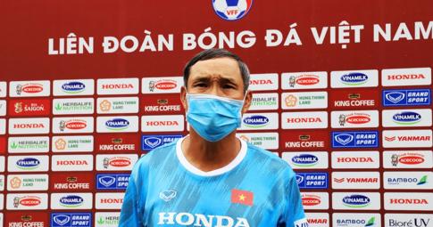 HLV của ĐT nữ Việt Nam nhận định về cơ hội vượt qua vòng loại Asian Cup