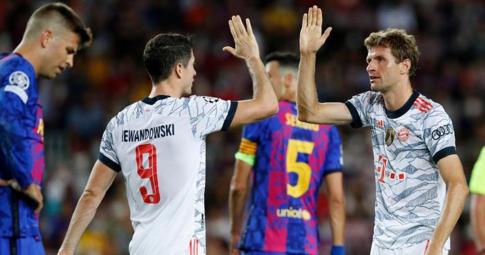 Nỗi khiếp sợ mang tên Bayern của Barcelona lại ùa về