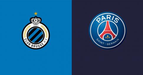 Xem trực tiếp Club Brugge vs Paris Saint-Germain ở đâu, kênh nào