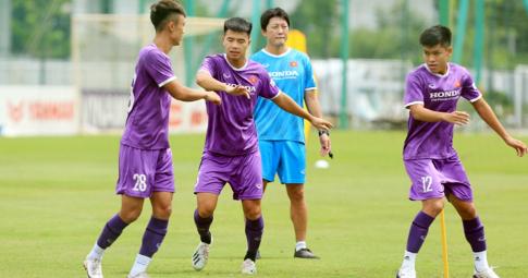 Tuyển thủ U22 từng đánh bại Tấn Trường nói về mục tiêu ở vòng loại U23 châu Á