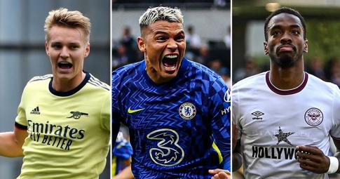 Đội hình tiêu biểu vòng 5 Ngoại hạng Anh: Chelsea áp đảo, vắng bóng M.U
